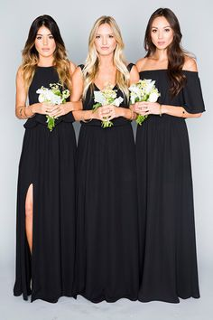 Mumu bridesmaid Shop these styles: 1 / 2 / 3