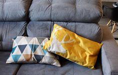 Capas de almofadas do #aliexpress link no #blog #homedecor #decoracao #casa #minhacasa
