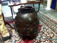 Bellissimo vaso in rame 125€Ps. IlMercatino dell'usato La Ruota Onlus, di via San Michele 15 - Gorizia, cf 91041700310, è nato per offri