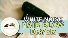 Hair Dryer | White Noise | Relaxing Sounds #relax #asmr #sleep #ZensorySound