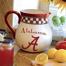 Alabama pitcher