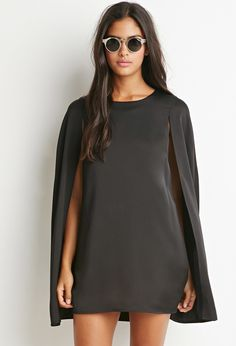 #TCIFAVORITES 49 | TheChicItalian | My favorites of the week -  Forever 21 cape dress