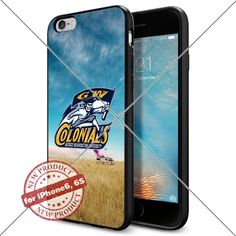 WADE CASE George Washington Colonials Logo NCAA Cool Apple iPhone6 6S Case #1148 Black Smartphone Case Cover Collector TPU Rubber [Breaking Bad] WADE CASE http://www.amazon.com/dp/B017J7MQS0/ref=cm_sw_r_pi_dp_EZvxwb02D378Q