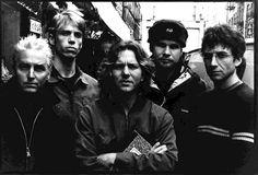 My first boyfriend gave me my first Pearl Jam album.  I owe him.