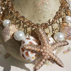 Nothing but Nautical - To the Sea Bracelet by Style Studio by LuLu on Opensky