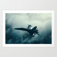 HORNET gallery quality Giclée, or fine art prints custom trimmed by hand in a variety of sizes with a white border for framing.