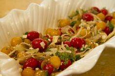 Tomato Salad With Fennel & Feta Cheese #Thanksgiving #salad #recipe #tomatoes #sidedish