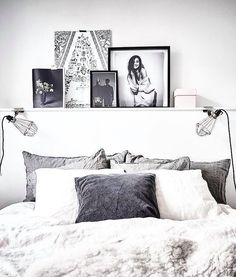 10 Unique Tips and Tricks: Minimalist Bedroom Grey Walls minimalist home inspiration rugs.Minimalist Decor Minimalism Coffee Tables minimalist home bathroom simple.Minimalist Home Inspiration Rugs. Small Master Bedroom, Dream Bedroom, Home Bedroom, Modern Bedroom, Bedroom Decor, Bedroom Shelves, Teen Bedroom, Design Bedroom, Bedroom Signs