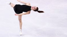 I think figure skating has this stereotype as a sport for little girls—that we are these pretty porcelain dolls ...
