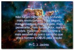 Pr C. J. Jacinto: A Revolução Pela Oração