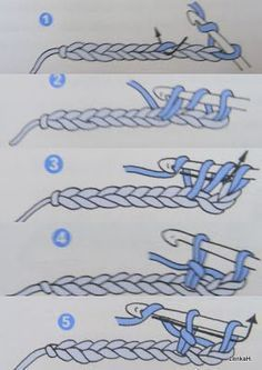 Fizule71: Háčkování - základní druhy sloupků Crochet Stitches For Beginners, Loom Knitting, Knit Patterns, Clothes Hanger, Needlework, Diy And Crafts, Knit Crochet, Projects To Try, Hair Accessories