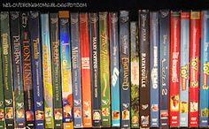 Fixing Scratched DVD's & Disney Replacment Program