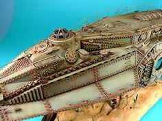 Nautilus Submarine (The Pegasus kit with a twist)