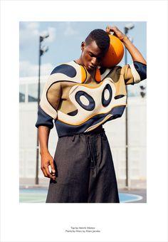 Adonis Bosso by David Urbanke for Hello Mr. Magazine