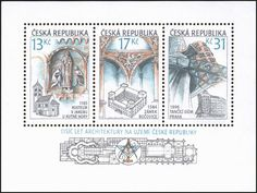 Kostel sv. Jakuba v Jakubu u Kutné Hory; Zámek v Bučovicích; Tančící dům v Praze