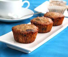 Chocolate Pecan Pie Muffins 4