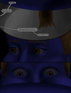 Juicing Room Comic: by Faridae - Part 2 - Violet Beauregarde Fan Site Blueberry Girl, Juice, Comics, Books, Magic, Fan, Blue Nails, Libros, Book