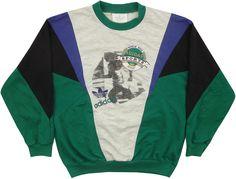 Vintage Adidas Sweatshirt Size Medium #cartonmagazine