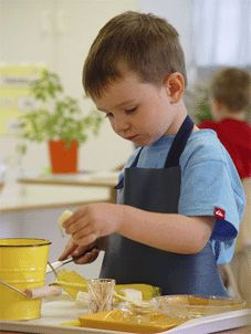 Blog de los niños. Metodo Montessori.