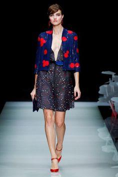 Sfilate Giorgio Armani - Collezioni Primavera Estate 2016 - Collezione - Vanity Fair