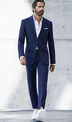 terno, tênis, costume, estilo, moda masculina, looks