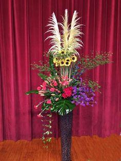 【信州産】のお花で作りました