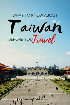 Here are the things to know before travelling to Taiwan: visa, food, what to do, what to see ,what to eat, plus a lot of Taiwan travel tips #taiwantravel #traveltipsfortaiwan #travelguide #amazingdestinations via @amaryroad