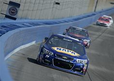 NASCAR Notes: Elliott clinches Chase spot with 17th-place at Ric...