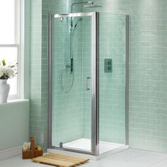 Final choice - Pivot Shower Enclosure 760