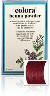 Colora Henna Powder Hair Color - Burgandy 2 oz. (Pack of 6) *** Continue to the product at the image link.