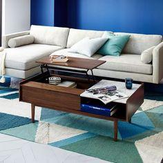 $599 Living Room Inspiration | west elm