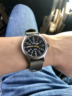 Timex Expedition, Omega Watch, Watches, Accessories, Clocks, Clock