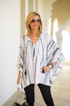 New on the blog our Gray and Black Print Kaftan and debuting our first bracelets - Stop by and check it out! www.jacketsociety.com