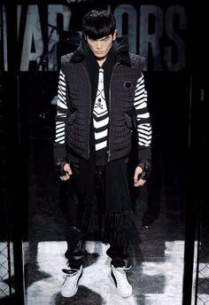 Philipp Plein • MMU FW 2015/2016 • Camera Nazionale della Moda Italiana Fashion Tag, Mens Fall, Fall Winter 2015, Goth, Tags, Style, Italian Fashion, Gothic, Swag