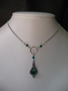 NECKLACE by LapieuvreArtBijoux on Etsy, $12.00