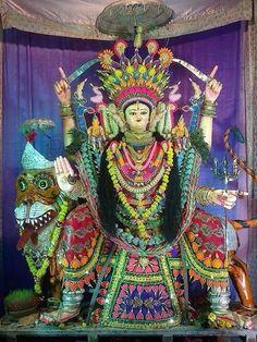 Maa Durga Gujarati Garba Songs, Navratri Special, Durga Maa, Hindu Art, Buddhist Art, Hinduism, Religious Art, Holi, Jay