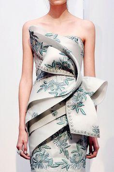 Marchesa - Details women fashion outfit clothing style apparel @roressclothes closet ideas