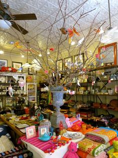 Domus, in NY, is fabulously fun...I want everything in there...Bohemian chic at its best!