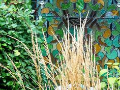 Using Stained Glass - Design Ideas for Arches and Pergolas on HGTV