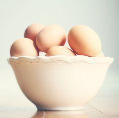 eggs.