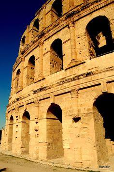 Amphithéâtre d'El Jem