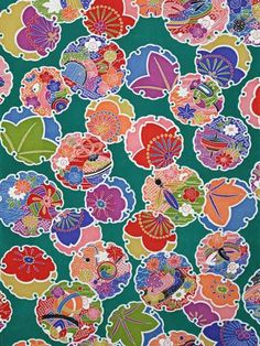 The colours of the world inspire us! Visit us at www.melko.com.au! - - - [Japanese kimono pattern]