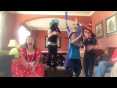 The Brune family attempt at Harlem Shake!