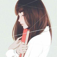 Kuvshinov Ilya is creating Illustrations and Comics Hinata Hyuga, Naruhina, Boruto, Anime Art Girl, Manga Girl, Anime Girls, Character Illustration, Illustration Art, Kuvshinov Ilya