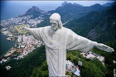 "The Seven ""New"" Wonders of the World: Christ Redeemer"