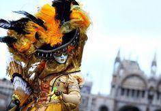 Photo carnaval de Venise : des costumes tous plus beaux les uns que les autres !