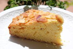 La dieta mediterránea de nuestra familia: Pastel de almendra sueco (Swidish…