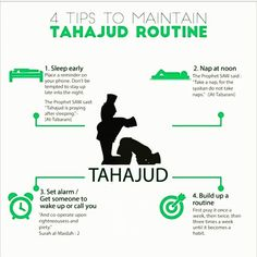 The Benefits And Importance Of Performing Tahajjud Prayer 3