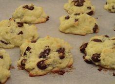Ma petite cuisine gourmande sans gluten ni lactose: Rochers noix de coco-pépites de chocolat sans gluten et sans lactose