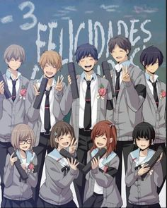 I need some help. Any recommendations for manga such as ReLIFE. Relife Anime, Anime Films, All Anime, Anime Stuff, Animé Charlotte, Charlotte Anime, Animes On, Bear Wallpaper, Character Wallpaper